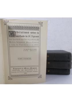 De meditations , tom 1 - 4, 1876 r.