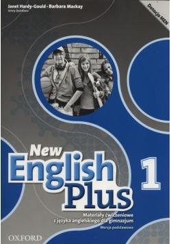 New English Plus 1 Materiały ćwiczeniowe wersja podstawowa