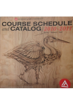 Course Schedule and catalog