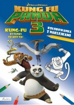 Dream Works. Kung Fu Panda 3. Czas na zabawę!