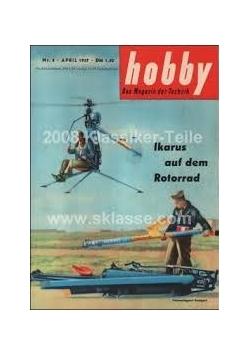 Hobby, Ikarys auf dem Rotorrad