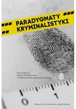 Paradygmaty kryminalistyki