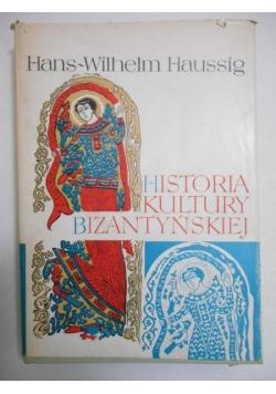 Historia kultury bizantyjskiej