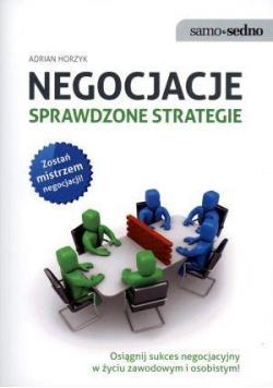 Samo Sedno - Negocjacje. Sprawdzone strategie