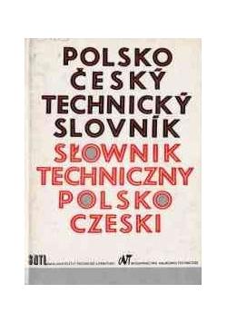 Słownik techniczny Polsko Czeski