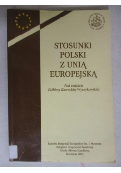 Stosunki Polski z Unią Europejską