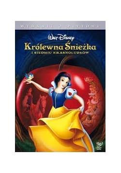 Królewna Śnieżka i siedmiu krasnoludków, dvd