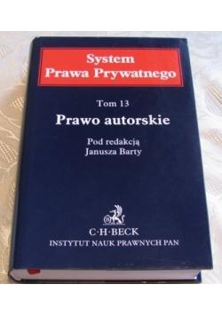 System Prawa Prywatnego Tom 13