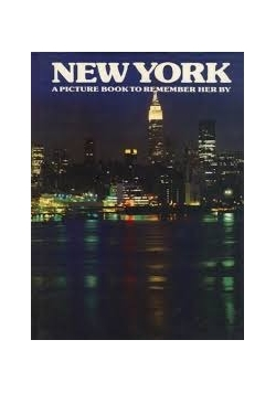 New York A picture book to rememer her by