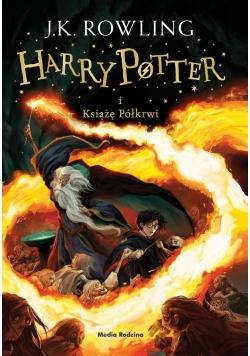 Harry Potter 6 Książę Półkrwi BR w.2016