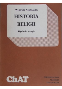Historia Religii