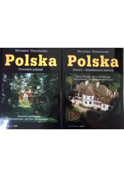 Dworskie pejzaże/Dwory - dziedzictwo historii