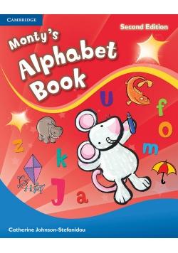 Kid's Box Second Edition 1-2 Monty's Alphabet Book
