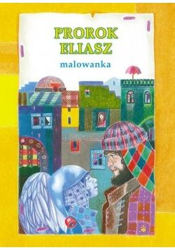 Malowanka - Prorok Eliasz