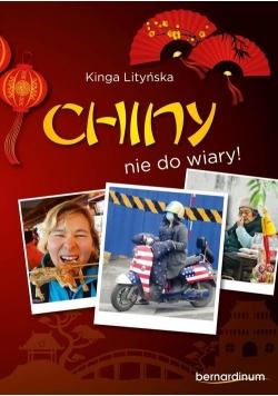 Chiny - nie do wiary!, Nowa
