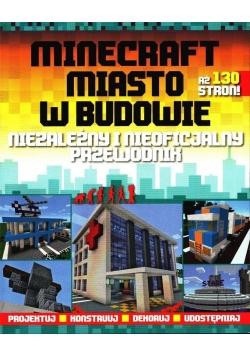 MineCraft Miasto w budowie