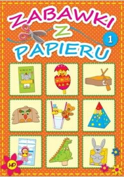 Zabawki z papieru 1