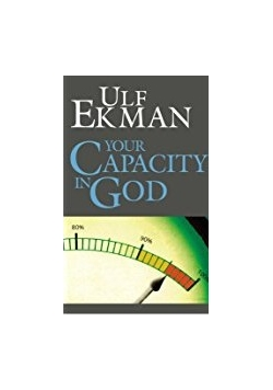 Your Capacity in God