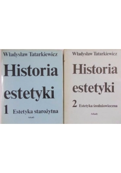 Historia estetyki, T. I-II