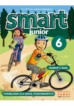 Smart Junior 6 SB PL MM PUBLICATIONS