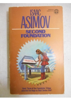 Asimov Isaac - Second Foundation