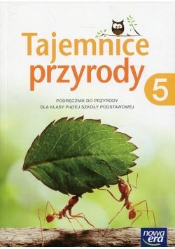 Tajemnice przyrody 5 Podręcznik