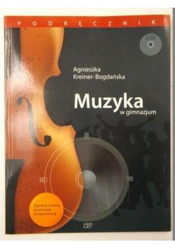 Muzyka podręcznik + 2CD