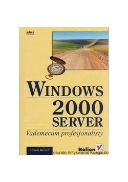 Windows 2000 serwer , Vademecum profesjonalisty
