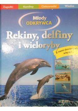 Rekiny, delfiny i wieloryby