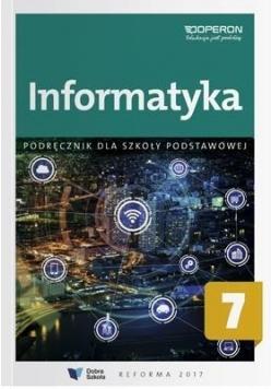 Informatyka SP 7 Podręcznik OPERON