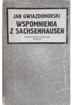 Wspomnienia z Sachsenhausen