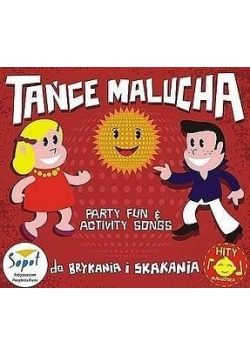 Tańce malucha do brykania i skakania (Digipack) CD