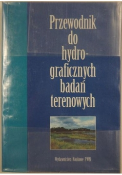 Przewodnik do hydrograficznych badań terenowych