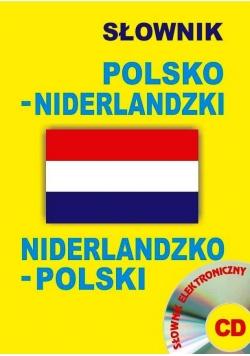 Słownik polsko-niderlan. niderlan.-polski + CD