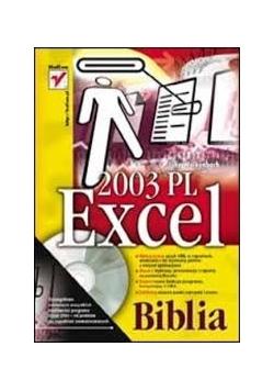 2003 PL Excel