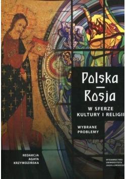 Polska Rosja w sferze kultury i religii