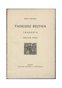 Tragedia aktów pięć,  1917 r.