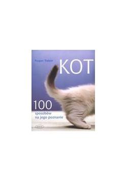 Kot. 100 sposobów na jego poznanie