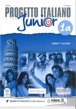Progetto Italiano Junior 1A 7 Zeszyt ćwiczeń