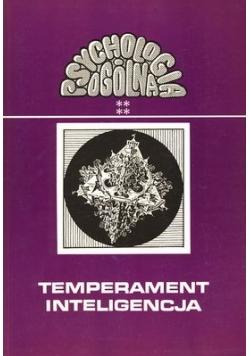 Temperament, inteligencja