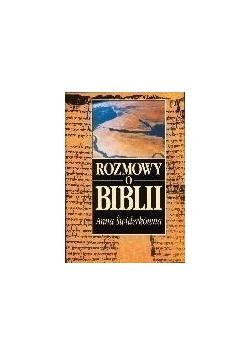 Rozmowy o Biblii,Autograf