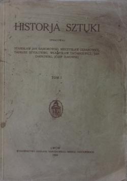 Historja Sztuki ,1934r.