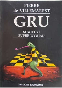 GRU. Sowiecki super wywiad