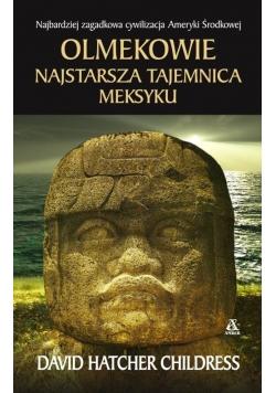 Olmekowie Najstarsza tajemnica Meksyku