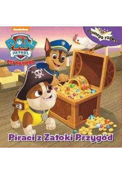 Pewnego razu. Psi Patrol. Piraci z Zatoki Przygód