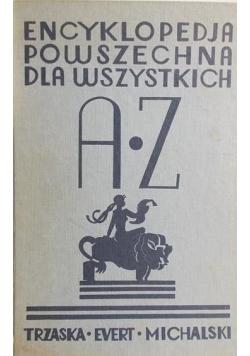 Encyklopedja powszechna dla wszystkich, 1936r.
