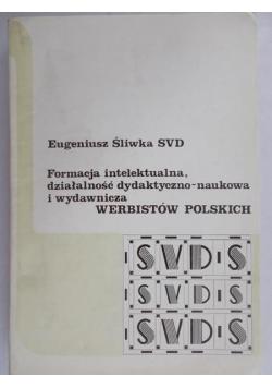 Formacja intelektualna Werbistów Polskich