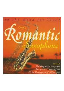 The Romantic Saxophone, płyta CD