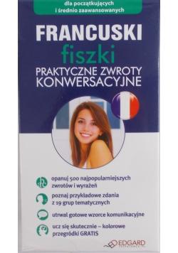 Francuski fiszki - zwroty konwersacyjne