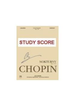 Chopin Nokturny Op. 9-62